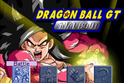 Free Download and Install Game Dragon Ball GT Final Bout for Computer PC or Laptop