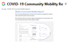 Covid-19 Mobility Reports