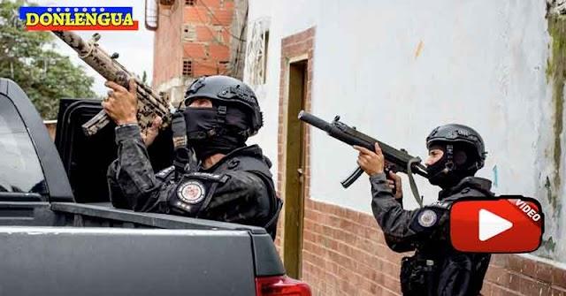 La Vega es zona de guerra y los guardias huyen de las balas