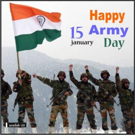 Army Day  Ki Shubhakamanayen