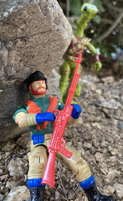 1993 Outback, Battle Corps, 1994 Mexican Lobotomaxx, Lunartix Alien, Star Brigade