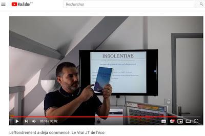 """""""Insolentiae"""", Charles Sannat à propos de """"Vicilisation - La Chute"""""""