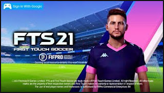 Download FTS 21 Special Vive Le Football Best Graphics Update Faces & New Update Winter Transfer