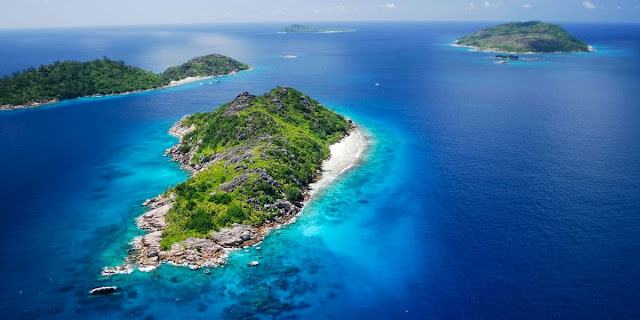 Seychelles Islands - Kenya