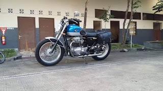 Lapak Moge Bekas : Forsale Kawasaki W650