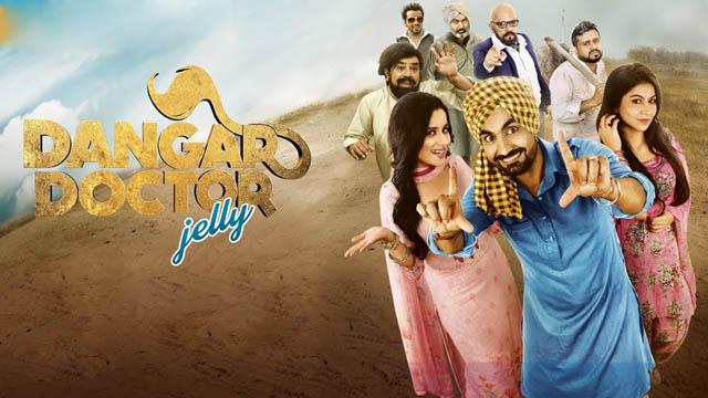 Dangar Doctor Jelly (2017) Punjabi Movie 720p BluRay Download