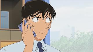 名探偵コナン アニメ 1016話 高木刑事   Detective Conan Episode 1016