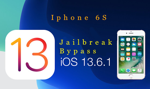 Jailbreak Bypass Iphone 6s Ios 13 6 1 With Safeshutdown