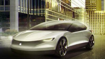 Apple akan meluncurkan Apple Car 2024
