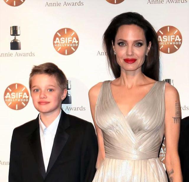 Шокиращо Анджелина Джоли е решила да смени пола на дъщеря си