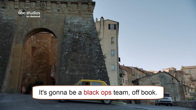 Arti Black Ops