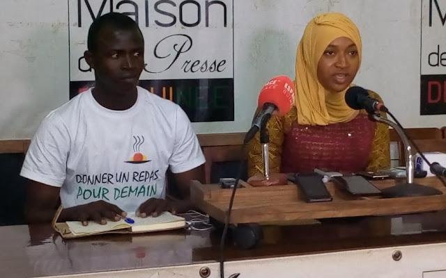 Guinée: une ONG humanitaire ''Donner un repas pour Demain'' voir le jour