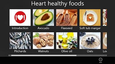 Τροφές διατροφή υγεία καρδιά