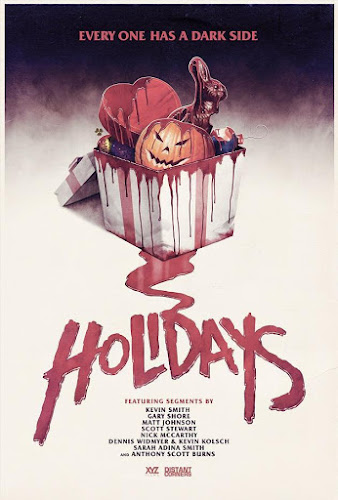 Holidays (BRRip 720p Dual Latino / Ingles) (2016)