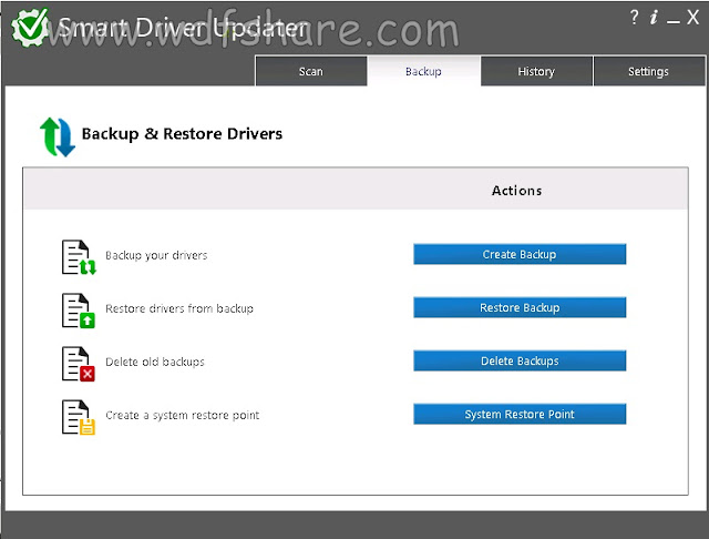 Smart Driver Updater 4.0.5 Build 4.0.0.1761 Full Crack