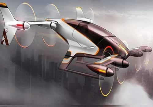 Tinuku Airbus Vahana prepares for e-VTOL flight test