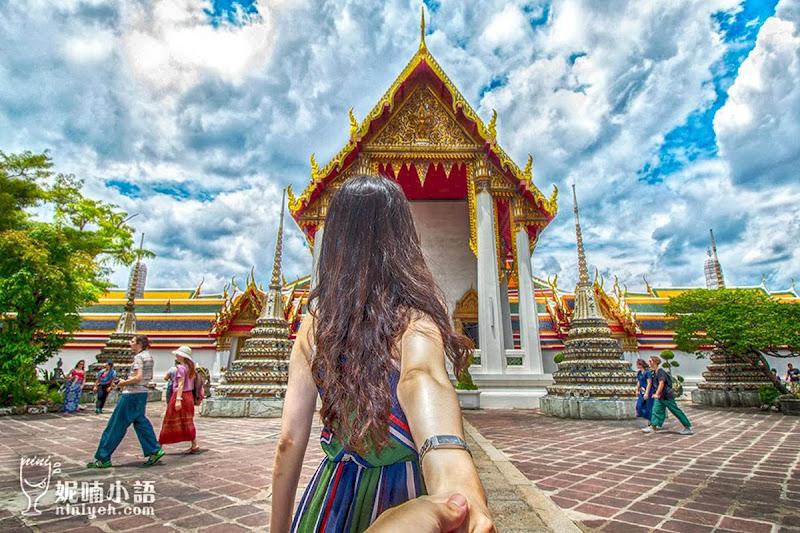【泰國行動旅遊書】還不知道曼谷怎麼安排自由行的你一定要看