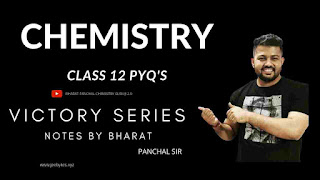 Bharat Panchal(Chemistry Guruji) Victory Series Notes[PDF]