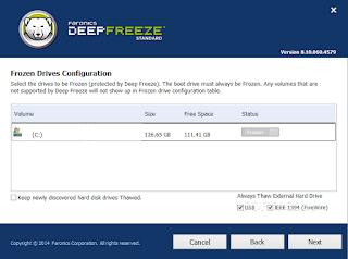 تحميل برنامج  Deep Freeze Standard 8.56