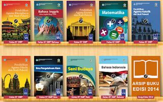 Buku Paket Kelas 7 Kurikulum 2013 Revisi Terbaru