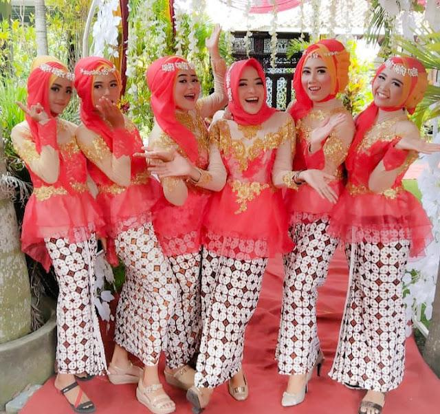 """Salah Satu Tempat Rias Pengantin Terbaik di Bantul Yogyakarta """"Salon Indri"""""""