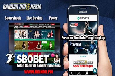 BANDARINDONESIA | Agen Bola Resmi SBOBET | Bandar Judi Bola | Agen Live Casino