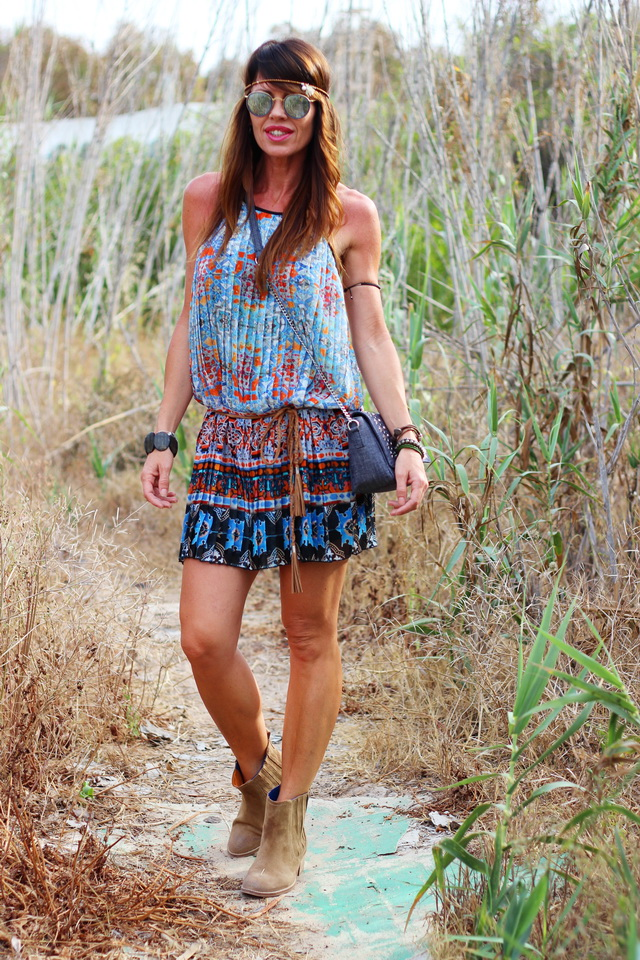 Shopping Guardamar - Tiendas de Guardamar - Comprar en Guardamar - boho chic - estilo hippie - denny rose 2015