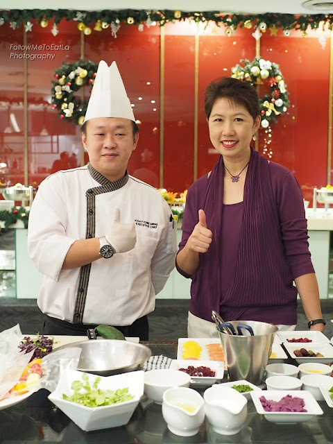 Thumbs Up For Executive Chef Koay Chee Ming