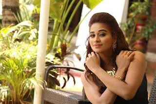 Telugu Anchor Jayanthi Stills in Blue Long Dress   (34).jpg