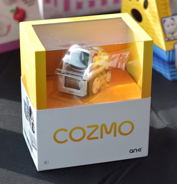 Anki Cosmo in packaging