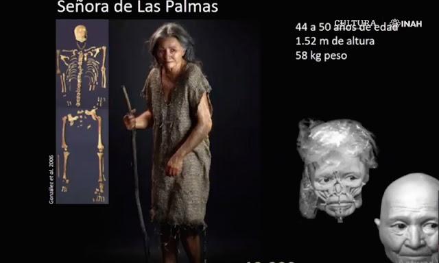 Las exploraciones han aportado información inédita sobre el paleoambiente, la megafauna y la vida del ser humano en esta región. Foto: Jerónimo Aviles INAH.
