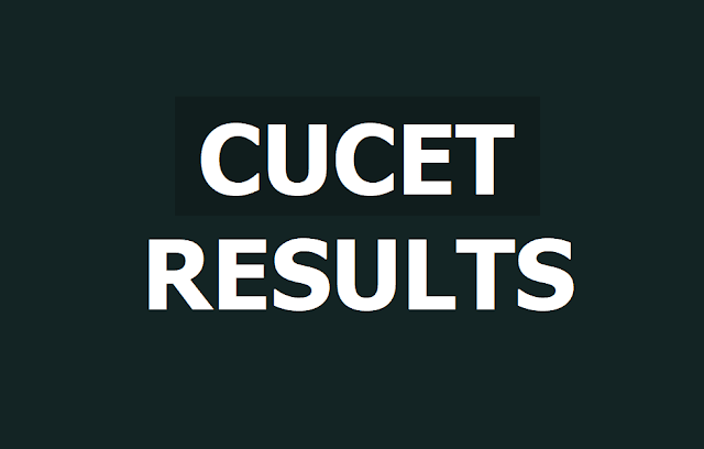 CUCET Results 2019 on CUCETExam Website, Check results from June 21