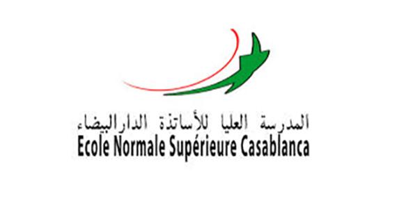 Candidats admis pour passer le test oral d'accès aux Masters à l'ENS Casablanca 2019-2020