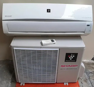 mengatasi kode error sharp eco inverter