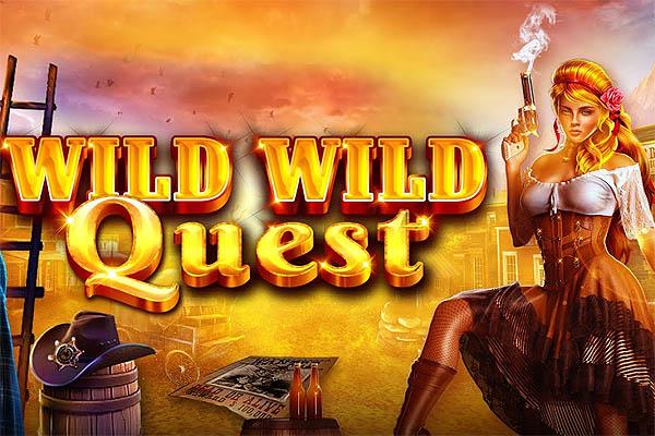 Main Gratis Slot Wild Wild Quest GameArt