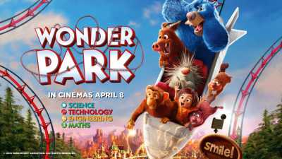 Wonder Park 2019 Full Movies Hindi - Tamil - Telugu - English 480p BluRay
