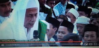 Kliwonan Habib Luthfi Langgar Prokes: Dihadiri Ribuan Orang, Tak Jaga Jarak, Tak Pakai Masker