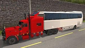 Coach Bus as trailer mod