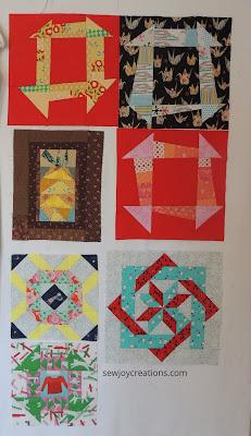 sewjoycreates design wall