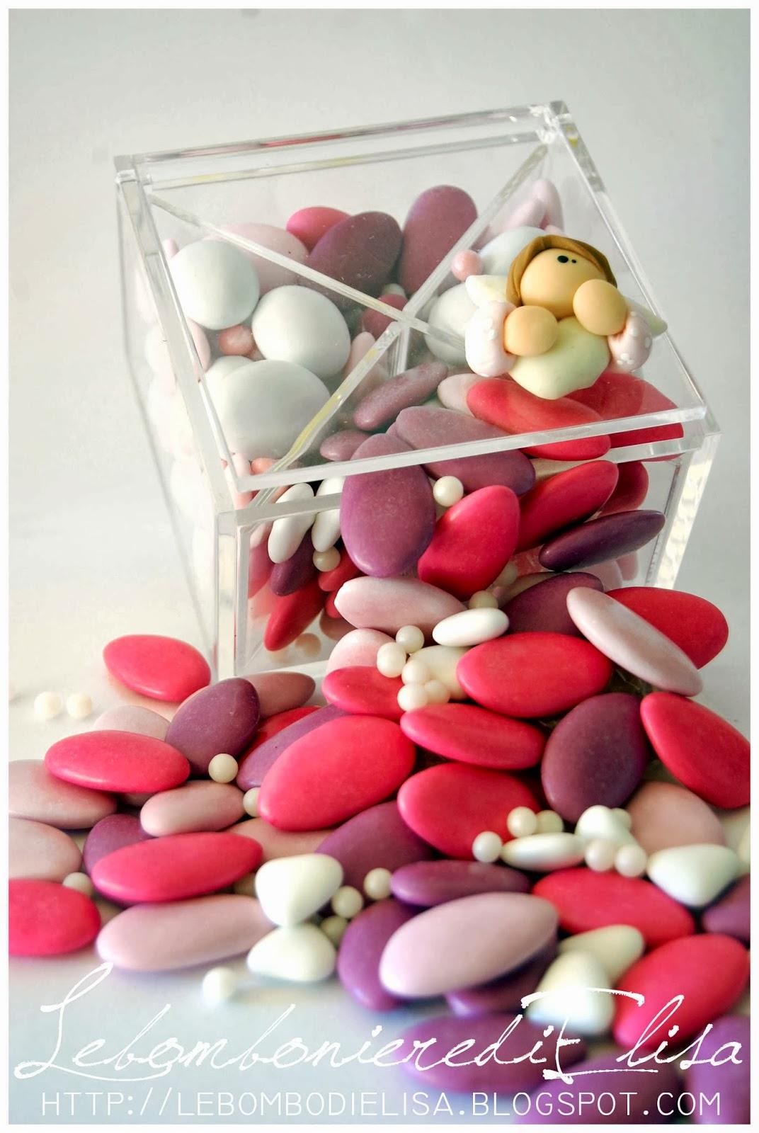 bomboniere prima comunione confetti