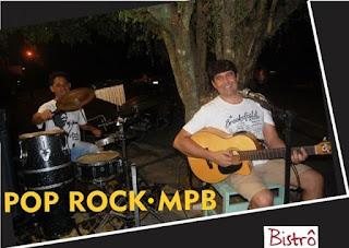 Bistrô Vira Lata convida para show com Serginho Kierme e Danilo Perin na sexta 31/01