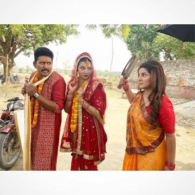 Gharwali Baharwali 2 Bhojpuri Movie
