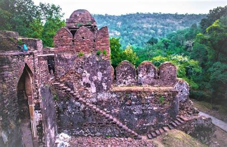 Singorgarh Fort Damoh