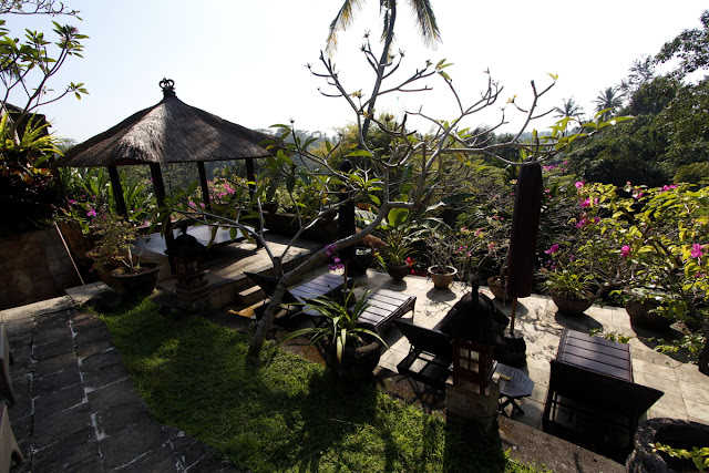 El entorno envidiable del Hotel Bunga Permai de Ubud (Bali)