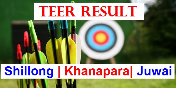 Teer Result 13 April 2020