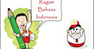 Fungsi Bahasa dan Ciri Bahasa Indonesia Baku