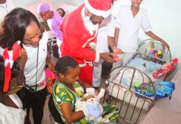 sick children hospital in lagos