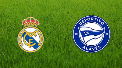 مشاهدة مباراة ريال مدريد وديبورتيفو ألافيس بث مباشر اليوم