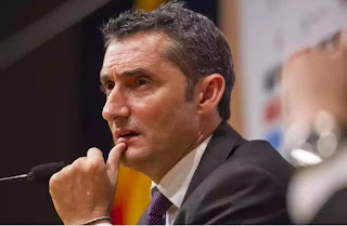 Barcelona Appoints Valverde As New Boss