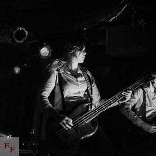 Ladies of Metal: Annika Wierichs (Parafovea), Ladies of Metal, Annika Wierichs, Parafovea